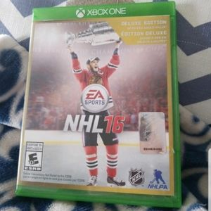 💎 NHL 16 for Xbox One